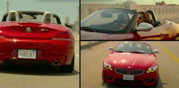 Happy Ending Saif Ali Khan With Red Car Stills