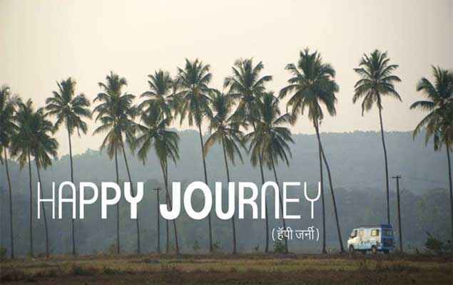 Happy Journey 2015 Wallpaper Poster