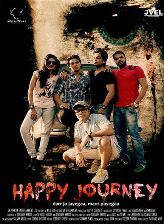 Happy Journey First Look Poster