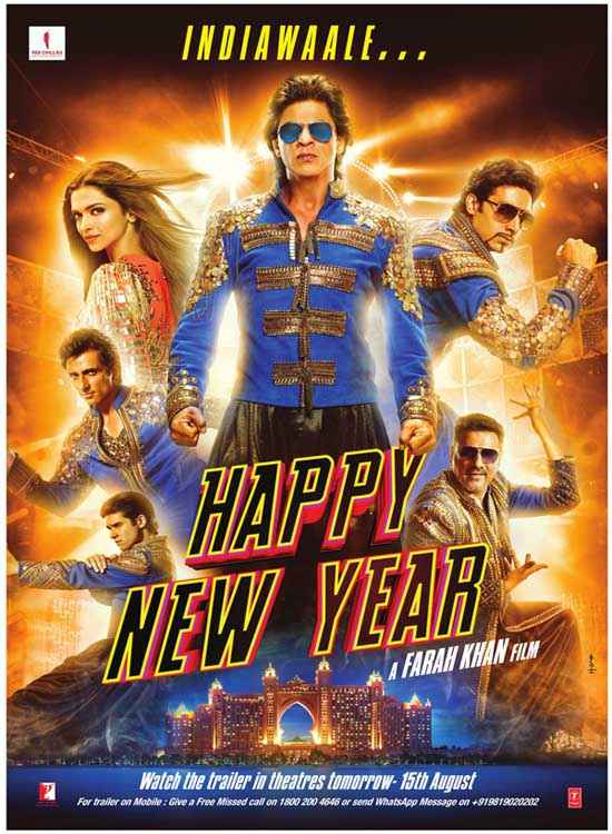 Happy New Year Image Poster