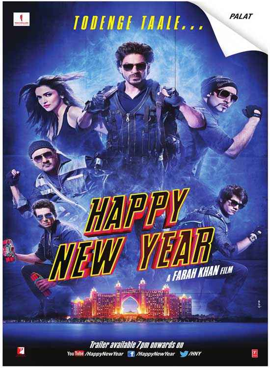 Happy New Year Pic Poster
