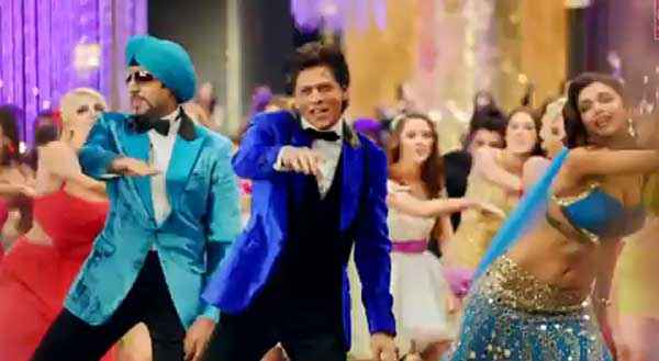 Happy New Year Abhishek Bachchan Shahrukh Khan Deepika Padukone Dance Stills