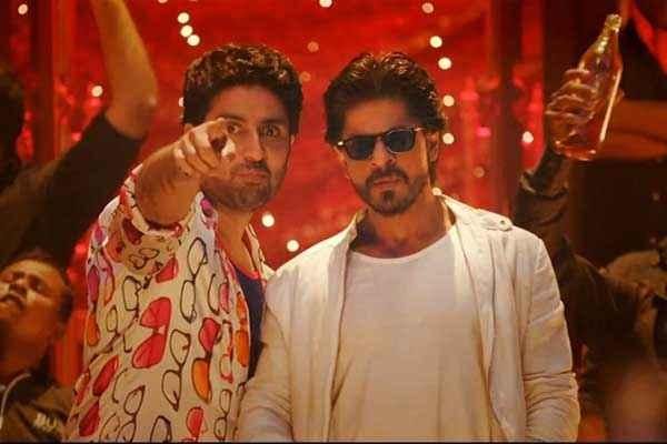 Happy New Year Abhishek Bachchan Shahrukh Khan In Lovely Song Stills