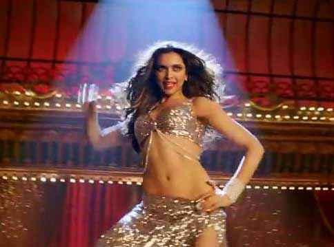 Happy New Year Deepika Padukone Sexy Navel Stills