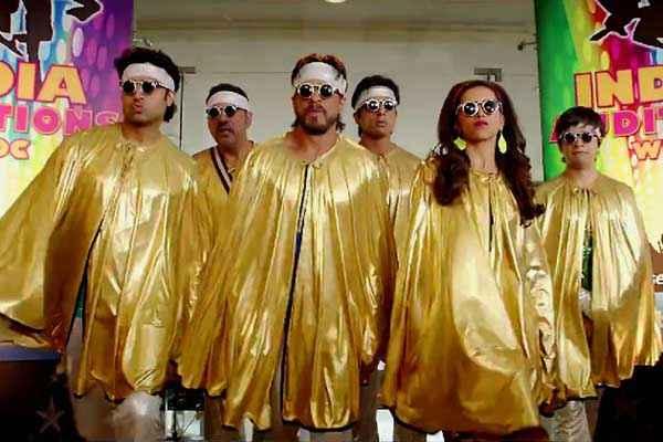 Happy New Year Shahrukh Khan Deepika Padukone Abhishek Bachchan Boman Irani Vivaan Shah Sonu Sood Stills