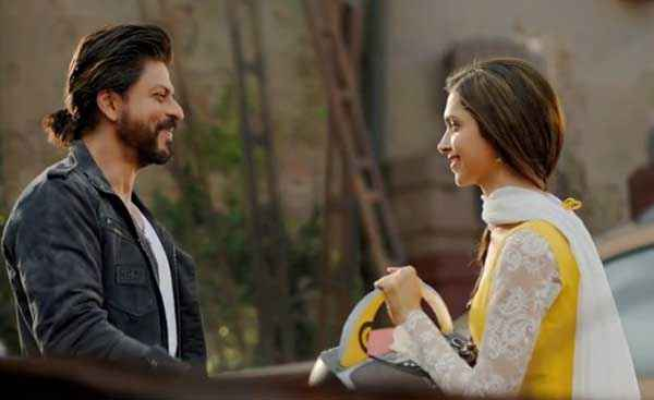 Happy New Year Shahrukh Khan Deepika Padukone HD Wallpaper Stills