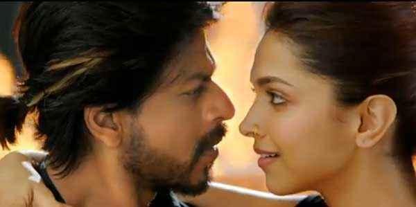 Happy New Year Shahrukh Khan Deepika Padukone Romance Pics Stills