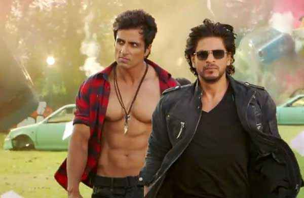 Happy New Year Sonu Sood Shahrukh Khan Stills