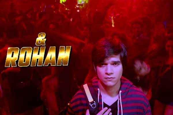 Happy New Year Vivaan Shah as Rohan Stills
