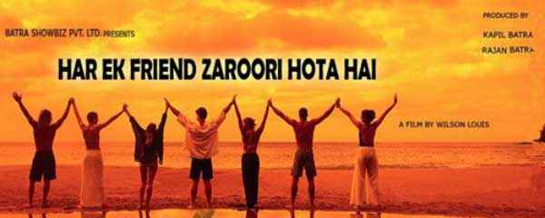 Har Ek Friend Zaroori Hota Hai Poster