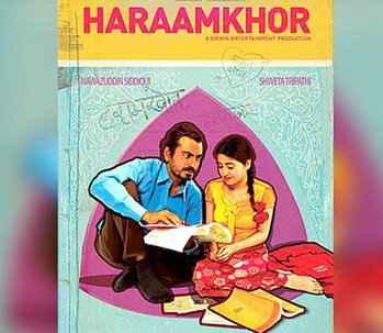Haraamkhor Poster