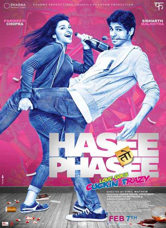 Hasee Toh Phasee  Poster