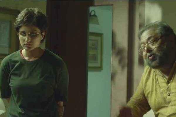 Hasee Toh Phasee Parineeti Chopra In Black Tshirt Stills