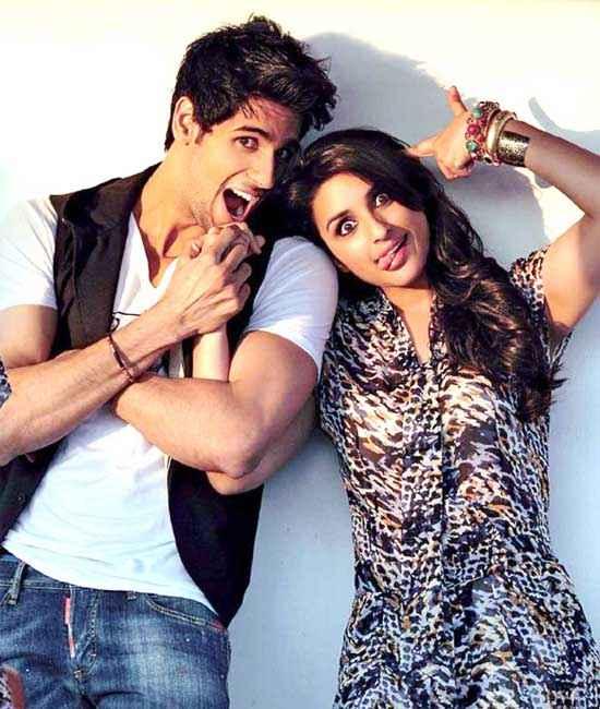 Hasee Toh Phasee Sidharth Malhotra Parineeti Chopra Comedy Scene Stills