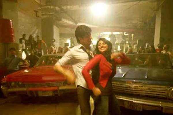 Hasee Toh Phasee Sidharth Malhotra Parineeti Chopra Dance Stills
