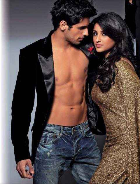 Hasee Toh Phasee Sidharth Malhotra Parineeti Chopra Hot Photo Stills
