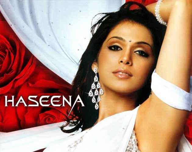 Haseena - Smart, Sexy, Dangerous Isha Koppikar Hot Poster