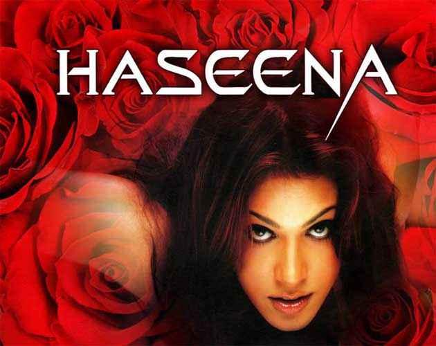 Haseena - Smart, Sexy, Dangerous Isha Koppikar Poster