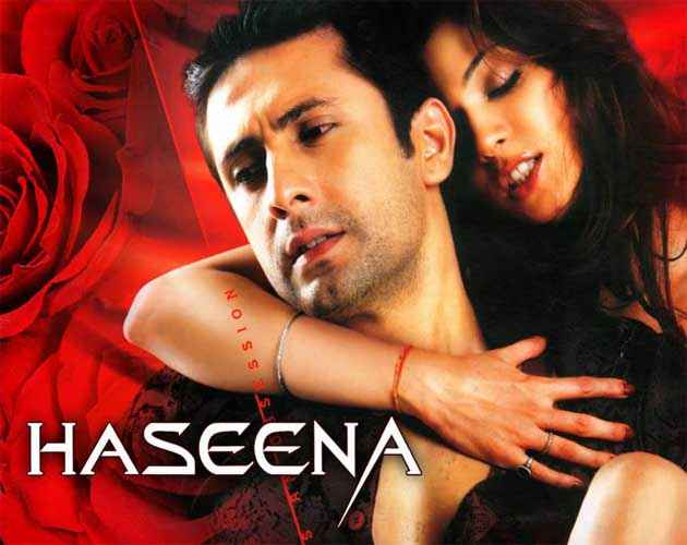 Haseena - Smart, Sexy, Dangerous Rajan Kapoor Isha Koppikar Poster