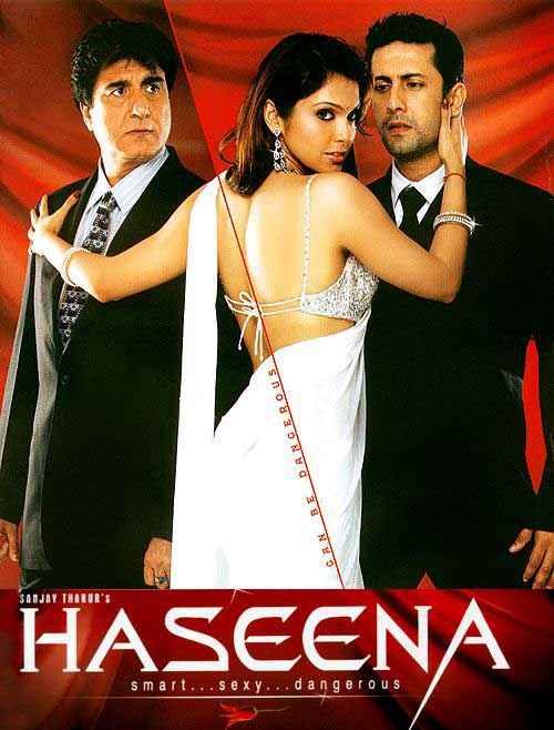Haseena - Smart, Sexy, Dangerous  Poster