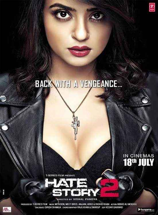 Hate Story 2 Surveen Chawla Hot Poster
