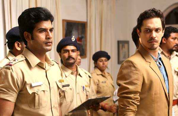 Hate Story 2 Police Team Stills