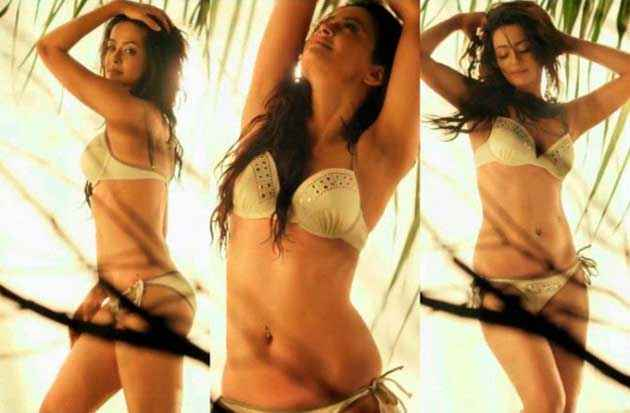 Hate Story 2 Surveen Chawla Hot Bikini Scene Stills