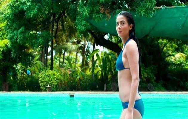 Hate Story 2 Surveen Chawla Sexy Bikini Pics Stills