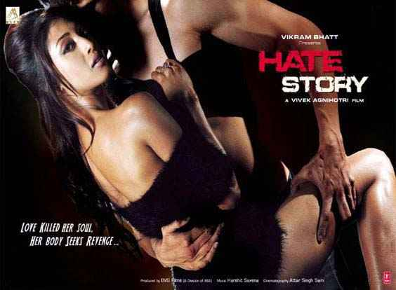 Hate Story Hot Poster