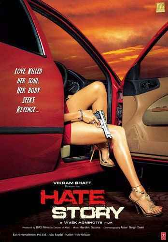 Hate Story Images Poster