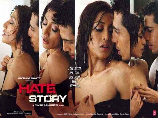 Hate Story Paoli Dam Gulshan Devaiya Poster