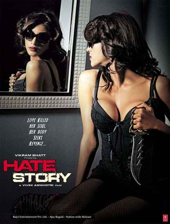 Hate Story Paoli Dam Poster