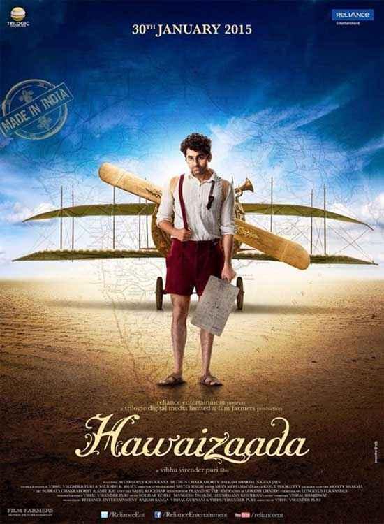 Hawaizaada Poster