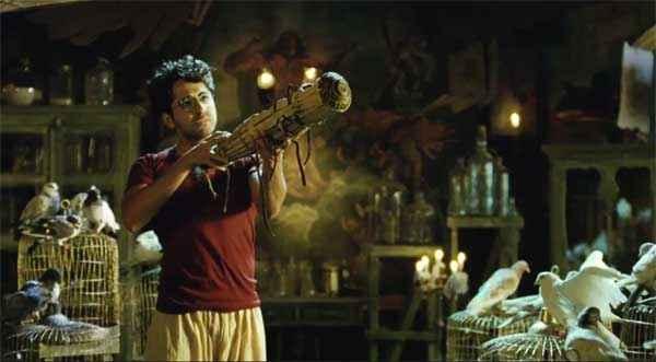 Hawaizaada Ayushmann Khurrana Acting Stills
