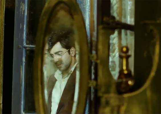Hawaizaada Ayushmann Khurrana In Glass Pics Stills