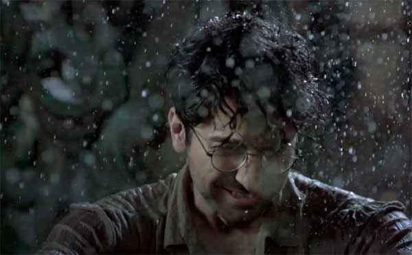 Hawaizaada Ayushmann Khurrana In Rain Stills