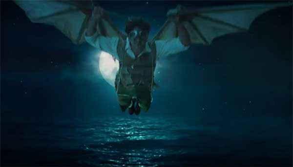 Hawaizaada Ayushmann Khurrana With Wings Stills