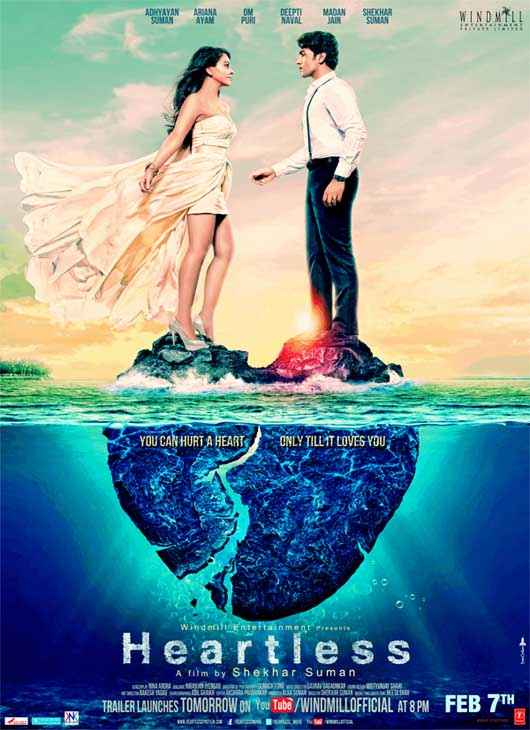 Heartless First Look Poster