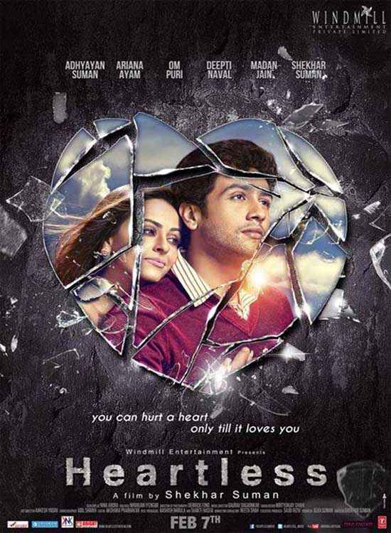 Heartless Image Poster
