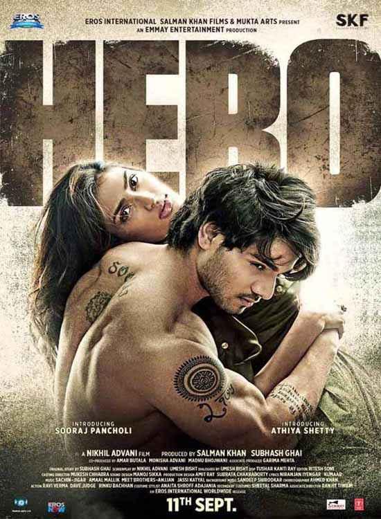 Hero 2015 Poster