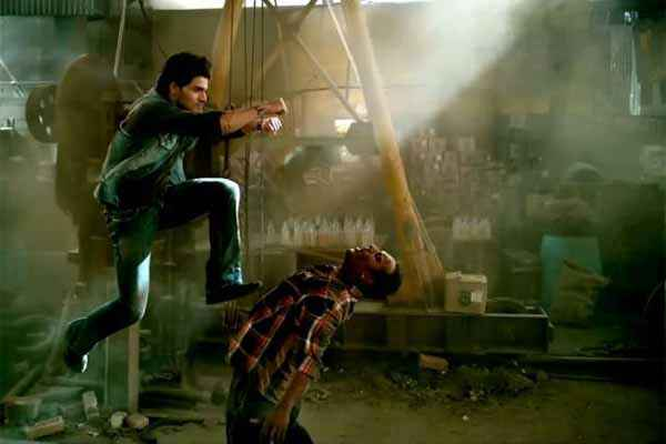 Hero 2015 Sooraj Pancholi Action Stills