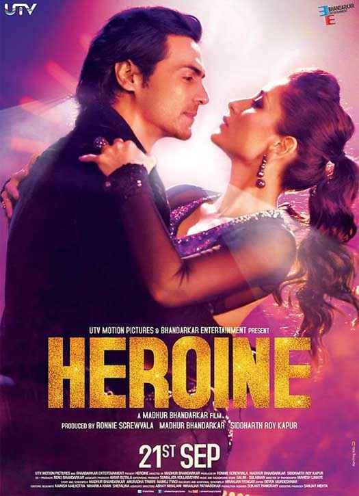 Heroine Photos Poster