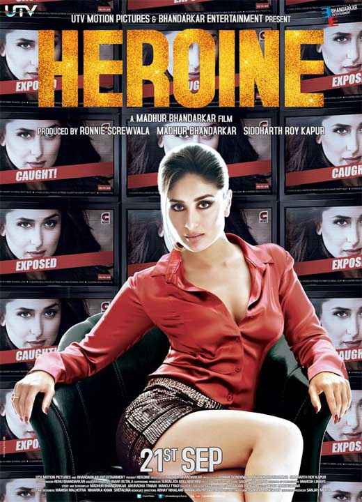 Heroine Wallpapers Poster