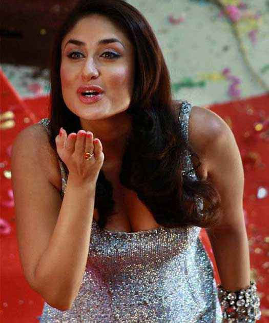 Heroine Star Cast Kareena Kapoor