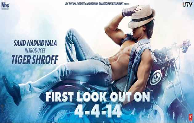 Heropanti First Look Poster