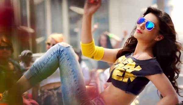Heropanti Kriti Sanon With Goggle Stills