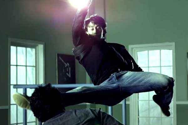 Heropanti Tiger Shroff Stunt Stills