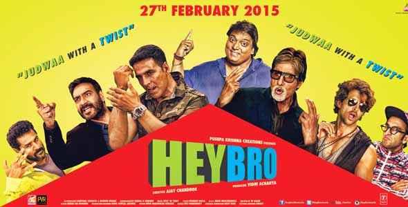 Hey Bro Wallpaper Poster