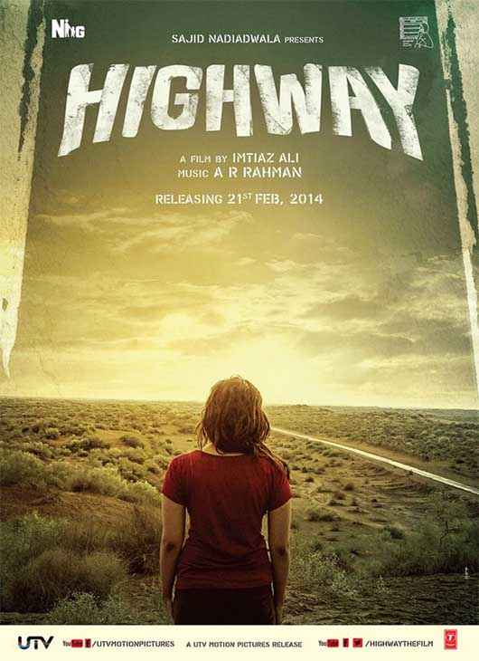 Highway First Look Poster