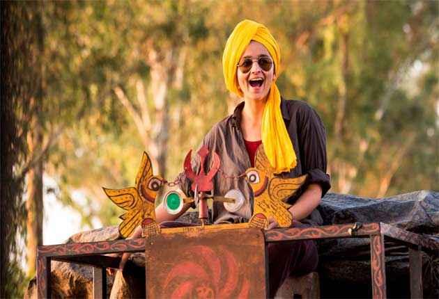 Highway Alia Bhatt HD Wallpaper Stills